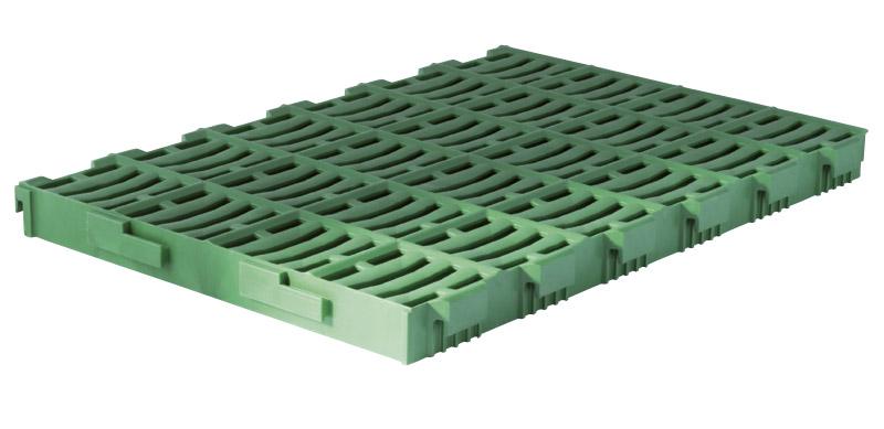 Innovative plastic parts